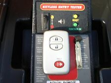 TOYOTA 4RUNNER 2012-16 smart key keyless entry remote fob transmitter HYQ14ACX.