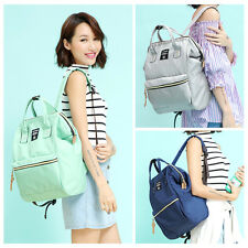 Women Canvas Backpack Schoolbag Book Laptop Daypack Rucksack Travel Bag Satchel
