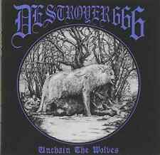 DESTROYER 666-UNCHAIN THE WOLVES  CD NEW