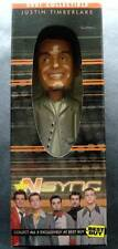 NSYNC Justin Timberlake 2001 Collectible Nodder Bobble Head Figure Best Buy