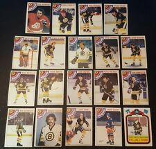 1978-79 OPC BOSTON BRUINS Select from LIST NHL HOCKEY CARDS O-PEE-CHEE