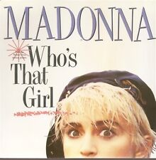 MADONNA Who's that girl? French 45 1985 Pop Dance Hear