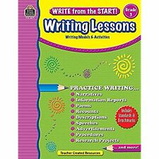 Write from the Start! Writing Lessons Grd 3 (Write from the Start!) Teacher Crea