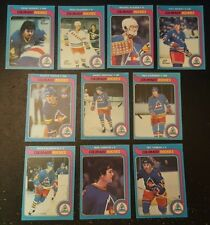 1979-80 OPC COLORADO ROCKIES Select from LIST NHL HOCKEY CARDS O-PEE-CHEE