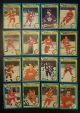 1979-80 OPC DETROIT RED WINGS Select from LIST NHL HOCKEY CARDS O-PEE-CHEE