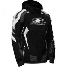 Castle X Womens Charge G3 Snowmobile Jacket Black sizes Small-XL