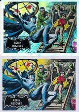 2013 Topps 75th Anniversary Rainbow Foil Card + BASE--Batman #41