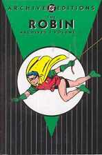 ROBIN ARCHIVES HC VOL 01