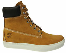 Timberland Earthkeepers EK Newmarket 6 Inch Cupsole Mens Boots Wheat 6667R T3