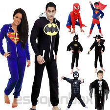 Halloween Kid Adult Fancy Dress Cosplay Costume Party Playsuit Jumper Outfits