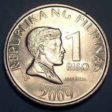 PHILIPPINES 1 PISO 2009  KM#269  SAVE FREE COMBINE S&H read