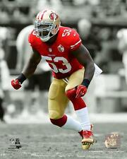 NaVorro Bowman San Francisco 49ers 2016 NFL Action Photo TJ209 (Select Size)