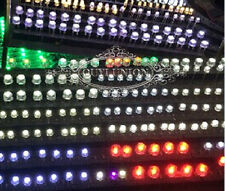 Ultra-Bright F3/F5/F10 Red/Blue/White/Green/Yellow Emitting Diode LED Light Lamp