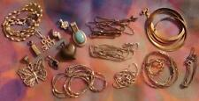 Vint Sterling Silver Neckchains Chains & Pendants Jewelry Lot Sterling 7