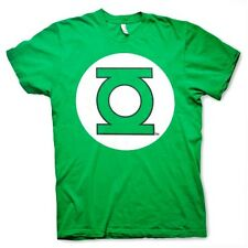 Official Mens DC Comics Originals Green Lantern Classic Logo Retro T-Shirt - New