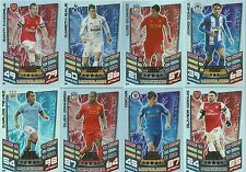 MATCH ATTAX EXTRA 12/13 MAN OF THE MATCH HAT TRICK HERO 100 CLUB PICK YOUR OWN