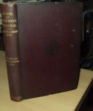 1904 - THE BOOK OF COMMON PRAYER - LAUD'S LITURGY - CHURCH OF SCOTLAND