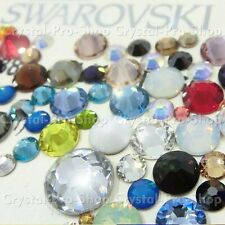 ss7 Genuine Swarovski ( NO Hotfix ) Crystal FLATBACK Rhinestones 7ss 2.2mm set2