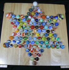 Cedarman7; Large Lot of 125 Mostly Vintage Marbles! Akro, Ravenswood, Vitro