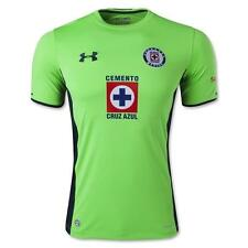 Cruz Azul Under Armour Gala Green / Verde Jersey 2014 - 2015 Authentic