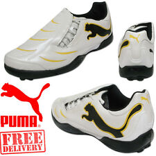 New Puma Powercat 3.10 TT Mens Football Boots Astro Turf Sports Trainers 2017