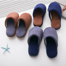 Warm Men Winter Soft Home Antiski Slippers Shoes Indoor Slippers Plush Slippers