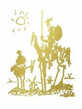 'Don Quixote' by Kelissa Semple Painting Print on Wrapped Canvas