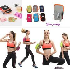 Arm Band Cycling Running Sport Wrist Wallet MP3 Phone Key Pouch Bag Outdoor YZ