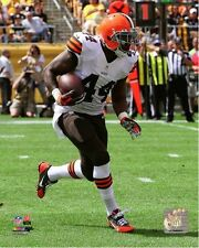 Ben Tate Cleveland Browns 2014 NFL Action Photo (Select Size)