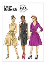 Butterick Easy SEWING PATTERN B5850 Misses Dress 8-16 Or 16-24