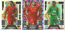 MATCH ATTAX EXTRA 2013/14 MAN OF THE MATCH 100 CLUB HAT TRICK PICK WHAT YOU NEED