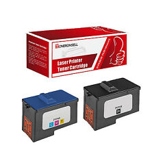 Remanufactured 7Y743 7Y745 Black & Color Inkjet Cartridge For Dell A940 A960