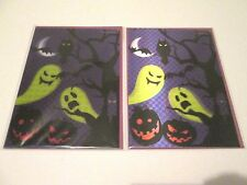 2 Papyrus Halloween Greeting Cards with Purple Envelopes Make Me an Offer