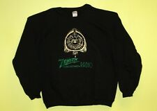 Zenith Radio Black Deco Sweatshirt