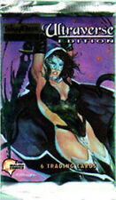 Ultraverse Master Edition Factory Sealed Trading Card Pack