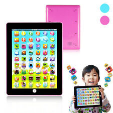 Kids Tablet Pad Computer Toy For Children Gift Learn English Educational Teach
