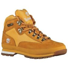 NIB Timberland Euro Hiker Men's Wheat  casual and Hiking Boots - Medium and Wide