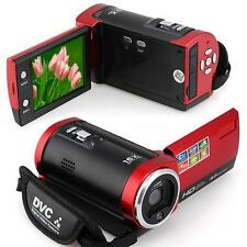 "HD 720P 2.7""TFT LCD 16MP Digital Video Camcorder Camera DV DVR 16x ZOOM RE/BK J1"