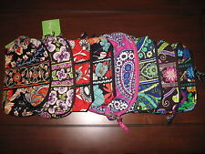 Vera Bradley Medium Cosmetic Bag Travel Case NWT NEW - Choose Your Pattern!