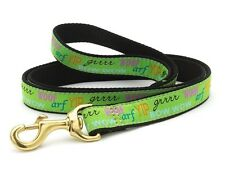 Dog Puppy Design Leash - Up Country - Made In USA - Dog Talk - Choose Size