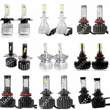 2 PCS Car DRL LED Headlight Fog Light Lamp  White Bulbs Conversion Kit H7 H11