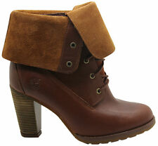 Timberland Earthkeepers EK Stratham Heights Fold Down Womens Boots 8621A D106
