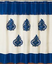 Daniels Bath Majestic Embroidery Shower Curtain