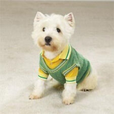 East Side Collection Cable Knit Dog Mock Sweater Set BLUE GREEN HURRY! CLEARANCE