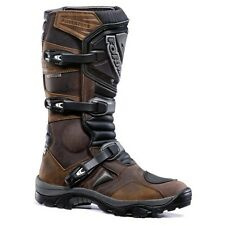 Forma Adventure Touring Motorcycle Riding Boots - Brown - FOADVBN