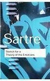 Sketch for a Theory of the Emotions by Sartre, Jean-Paul 9780415267526
