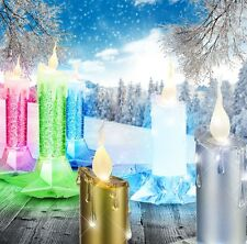 Christmas candles Lighting LED Winter Decoration