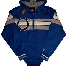 Indianapolis Colts G-III NFL Apparel Full Zip Jacket-Adult Large-Team Colors-NWT