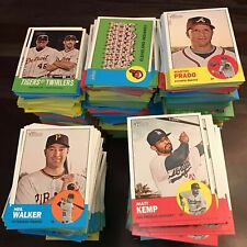 2012 TOPPS HERITAGE BASE CARDS #101 thru #200 -- PICK THE CARD(S) YOU NEED