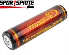 TrustFire 2000/2400/3000/3400mAh 18650 Li-ion Protected Rechargeable Battery